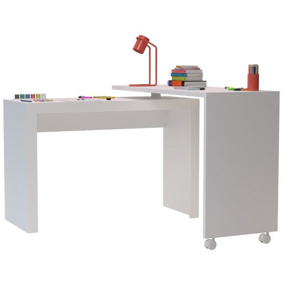 Manhattan Comfort Innovative Calabria Nested Desk-Minimal & Modern