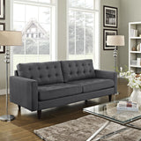 Modway Furniture Empress Upholstered Sofa , Sofas - Modway Furniture, Minimal & Modern - 4