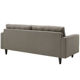 Modway Furniture Empress Upholstered Sofa , Sofas - Modway Furniture, Minimal & Modern - 33