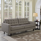 Modway Furniture Empress Upholstered Sofa , Sofas - Modway Furniture, Minimal & Modern - 34