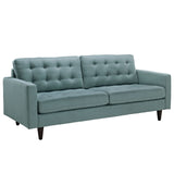 Modway Furniture Empress Upholstered Sofa Laguna, Sofas - Modway Furniture, Minimal & Modern - 27