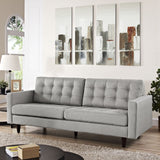 Modway Furniture Empress Upholstered Sofa , Sofas - Modway Furniture, Minimal & Modern - 26