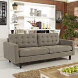Modway Furniture Empress Upholstered Sofa , Sofas - Modway Furniture, Minimal & Modern - 21