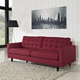 Modway Furniture Empress Upholstered Sofa , Sofas - Modway Furniture, Minimal & Modern - 17