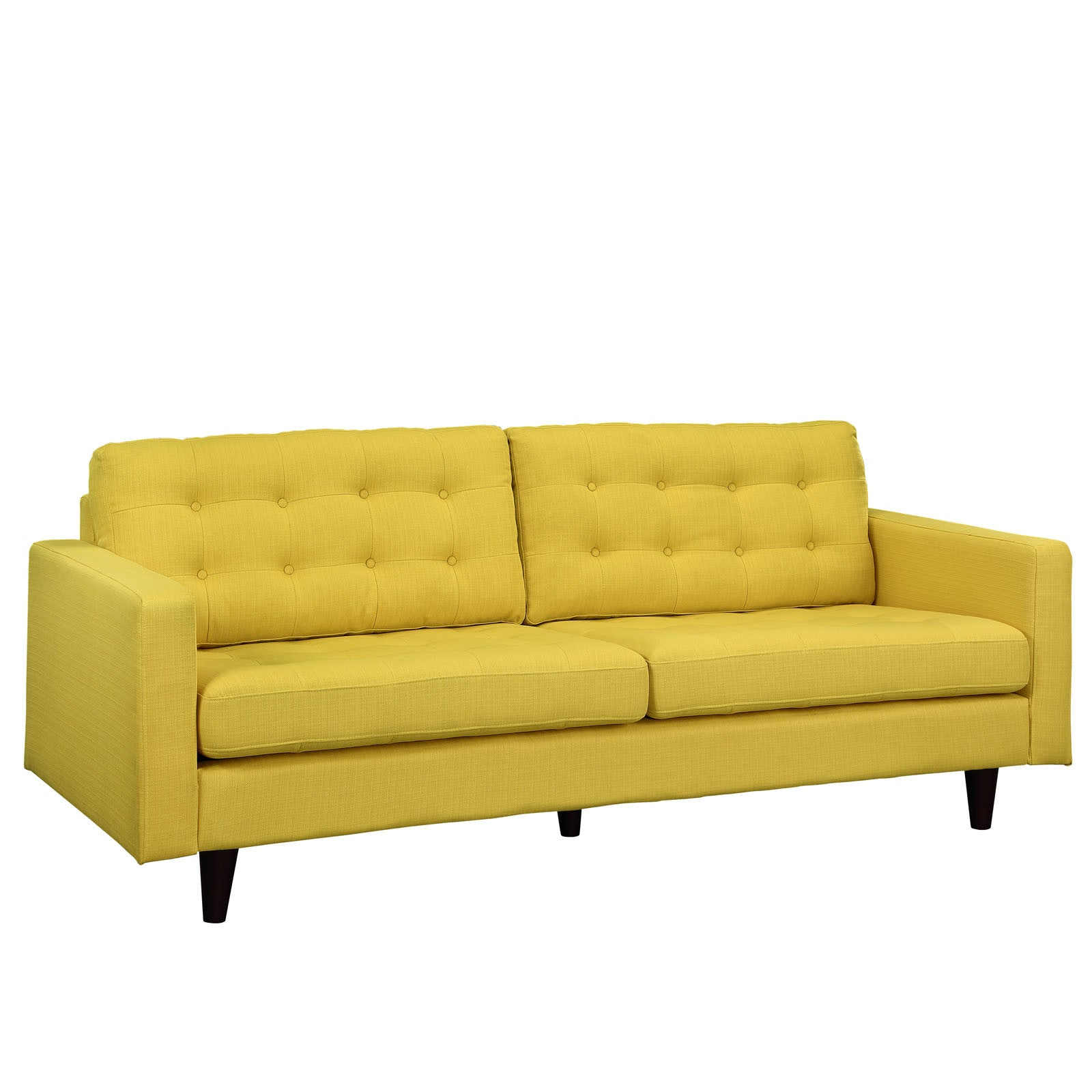Modway Furniture Empress Upholstered Sofa Eei 1011