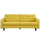 Modway Furniture Empress Upholstered Sofa , Sofas - Modway Furniture, Minimal & Modern - 10