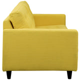 Modway Furniture Empress Upholstered Sofa , Sofas - Modway Furniture, Minimal & Modern - 11
