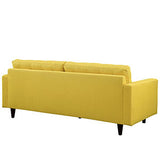Modway Furniture Empress Upholstered Sofa , Sofas - Modway Furniture, Minimal & Modern - 12