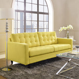 Modway Furniture Empress Upholstered Sofa , Sofas - Modway Furniture, Minimal & Modern - 13