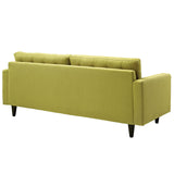 Modway Furniture Empress Upholstered Sofa , Sofas - Modway Furniture, Minimal & Modern - 7