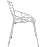 Modway Furniture Connections Modern Dining Side Chair , Dining Chairs - Modway Furniture, Minimal & Modern - 10