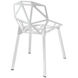 Modway Furniture Connections Modern Dining Side Chair , Dining Chairs - Modway Furniture, Minimal & Modern - 11