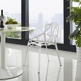 Modway Furniture Connections Modern Dining Side Chair , Dining Chairs - Modway Furniture, Minimal & Modern - 12