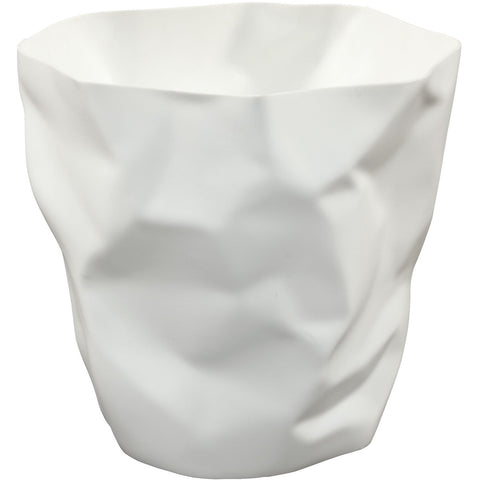 Modway Furniture Lava Trash Bin White, Storage - Modway Furniture, Minimal & Modern - 1