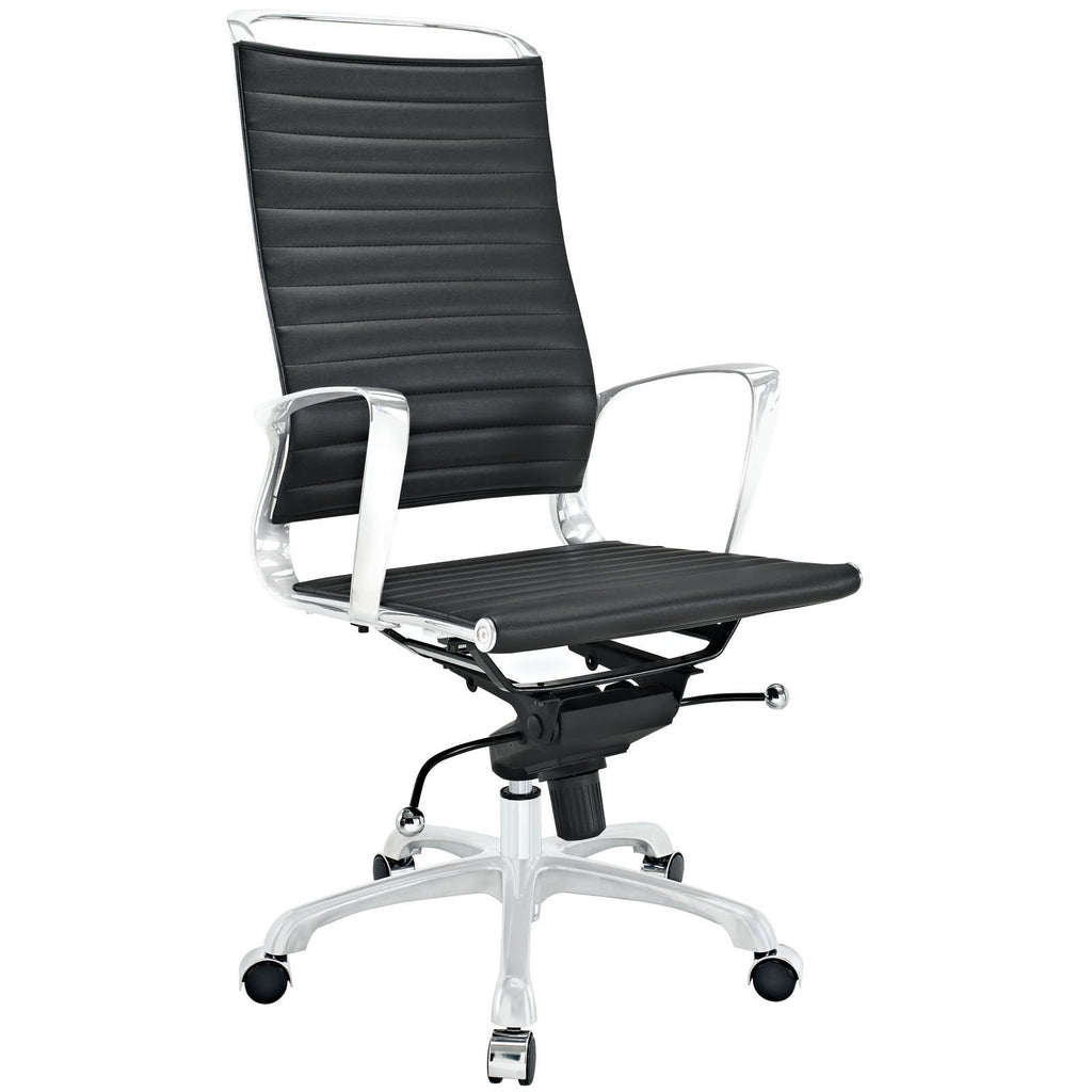 Modway Modern Tempo Highback Adjustable Computer Office Chair - Minimal & Modern - 1