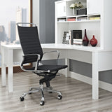 Modway Modern Tempo Highback Adjustable Computer Office Chair - Minimal & Modern - 4