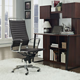 Modway Modern Tempo Highback Adjustable Computer Office Chair - Minimal & Modern - 16