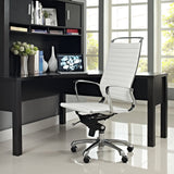 Modway Modern Tempo Highback Adjustable Computer Office Chair - Minimal & Modern - 7