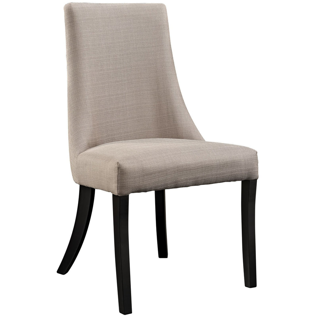 Modway Furniture Reverie Modern Dining Side Chair Beige, Dining Chairs - Modway Furniture, Minimal & Modern - 1