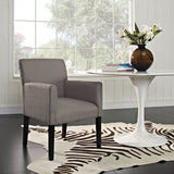 Modway Furniture Chloe Wood Armchair , Armchair - Modway Furniture, Minimal & Modern - 8