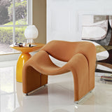 Modway Furniture Modern Cusp Lounge Chair , Chairs - Modway Furniture, Minimal & Modern - 5