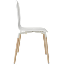Modway Furniture Stack Modern Dining Wood Side Chair EEI-1054-Minimal & Modern