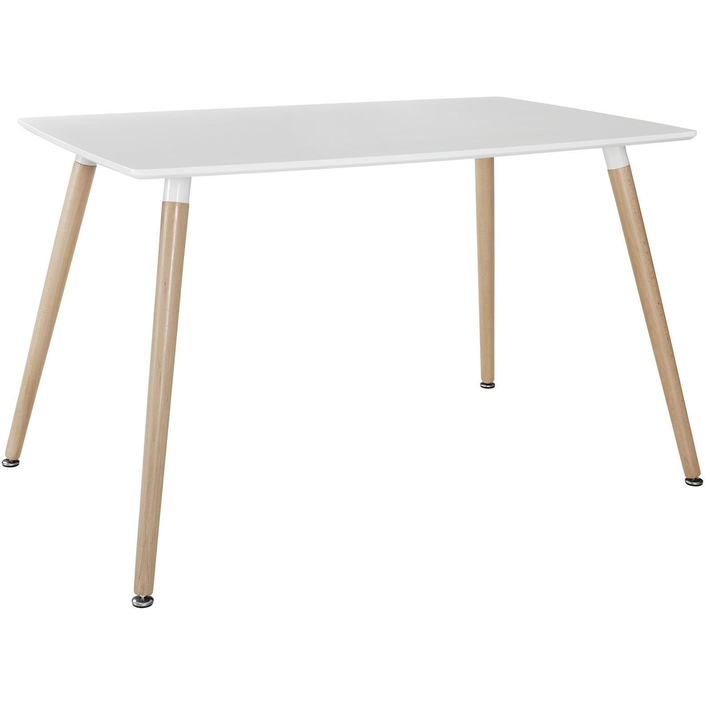 Modway Furniture Field Modern Dining Table EEI-1056-WHI-Minimal & Modern