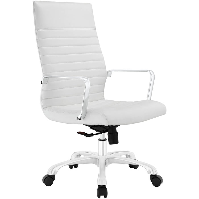 Modway Modern Finesse Highback Adjustable Computer Office Chair EEI-1061-Minimal & Modern