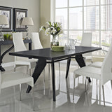 Modway Furniture Clasp Modern Dining Table , dining tables - Modway Furniture, Minimal & Modern - 4
