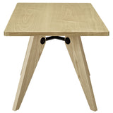 Modway Furniture Landing Wood Modern Dining Table , dining tables - Modway Furniture, Minimal & Modern - 3
