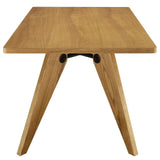 Modway Furniture Landing Wood Modern Dining Table , dining tables - Modway Furniture, Minimal & Modern - 7