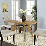 Modway Furniture Landing Wood Modern Dining Table , dining tables - Modway Furniture, Minimal & Modern - 8