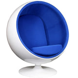 Modway Furniture Modern Kaddur Lounge Chair Blue, Chairs - Modway Furniture, Minimal & Modern - 19