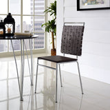 Modway Furniture Fuse Modern Dining Side Chair , Dining Chairs - Modway Furniture, Minimal & Modern - 8