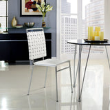 Modway Furniture Fuse Modern Dining Side Chair , Dining Chairs - Modway Furniture, Minimal & Modern - 12