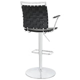 Modway Furniture Fuse Adjustable Modern Bar Stool , Bar Stools - Modway Furniture, Minimal & Modern - 3