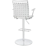 Modway Furniture Fuse Adjustable Modern Bar Stool , Bar Stools - Modway Furniture, Minimal & Modern - 7