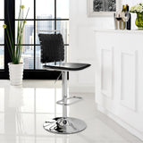 Modway Furniture Fuse Adjustable Armless Modern Bar Stool , Bar Stools - Modway Furniture, Minimal & Modern - 8