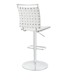 Modway Furniture Fuse Adjustable Armless Modern Bar Stool EEI-1111-Minimal & Modern