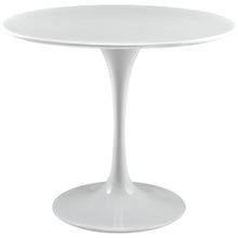 "Modway Furniture Lippa 36"" Wood Top Modern White Dining Table EEI-1116-WHI-Minimal & Modern"