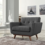 Modway Furniture Modern Engage Upholstered Armchair , Chairs - Modway Furniture, Minimal & Modern - 40