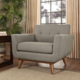Modway Furniture Modern Engage Upholstered Armchair , Chairs - Modway Furniture, Minimal & Modern - 35