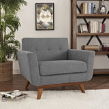 Modway Furniture Modern Engage Upholstered Armchair , Chairs - Modway Furniture, Minimal & Modern - 30