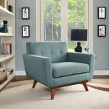 Modway Furniture Modern Engage Upholstered Armchair , Chairs - Modway Furniture, Minimal & Modern - 25