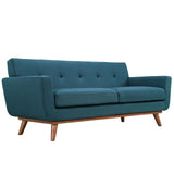 Modway Furniture Engage Upholstered Loveseat , Sofas - Modway Furniture, Minimal & Modern - 34