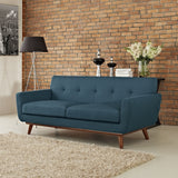 Modway Furniture Engage Upholstered Loveseat , Sofas - Modway Furniture, Minimal & Modern - 36