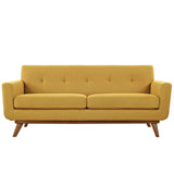 Modway Furniture Engage Upholstered Loveseat , Sofas - Modway Furniture, Minimal & Modern - 31