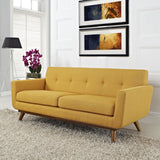 Modway Furniture Engage Upholstered Loveseat , Sofas - Modway Furniture, Minimal & Modern - 32