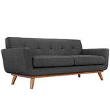 Modway Furniture Engage Upholstered Loveseat , Sofas - Modway Furniture, Minimal & Modern - 2