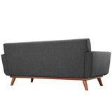 Modway Furniture Engage Upholstered Loveseat , Sofas - Modway Furniture, Minimal & Modern - 3